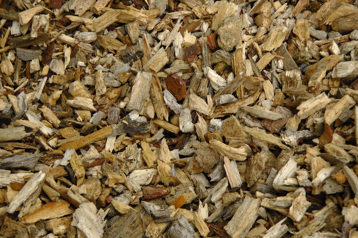 Certified wood chips eco fuels